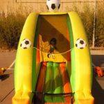 animacion infantil castellon atracciones fut-gol hinchable