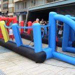 animacion infantil castellon atracciones mini recinto deportivo