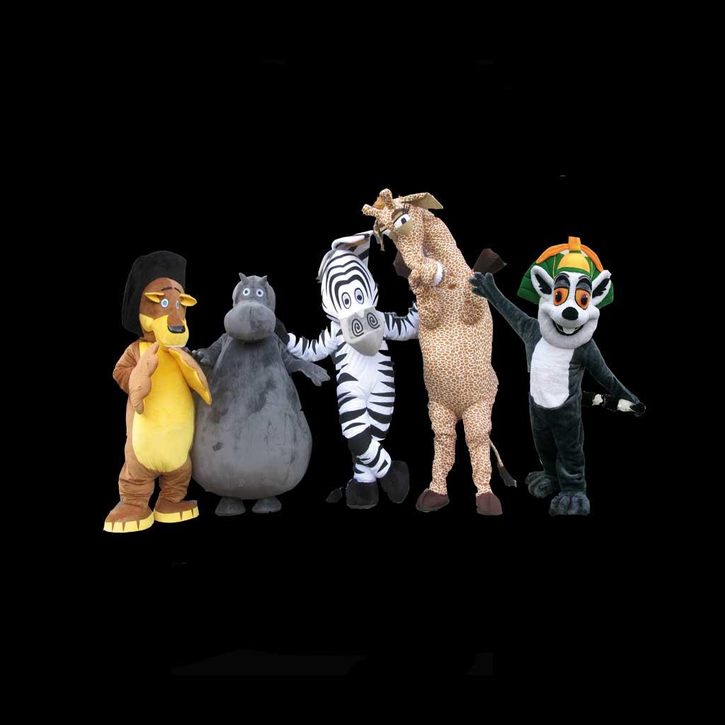 animacion-infantil-castellon-personajes-infantiles-familiamadagascar-1
